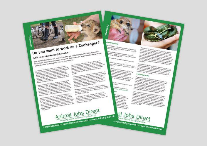 Animal Job 4