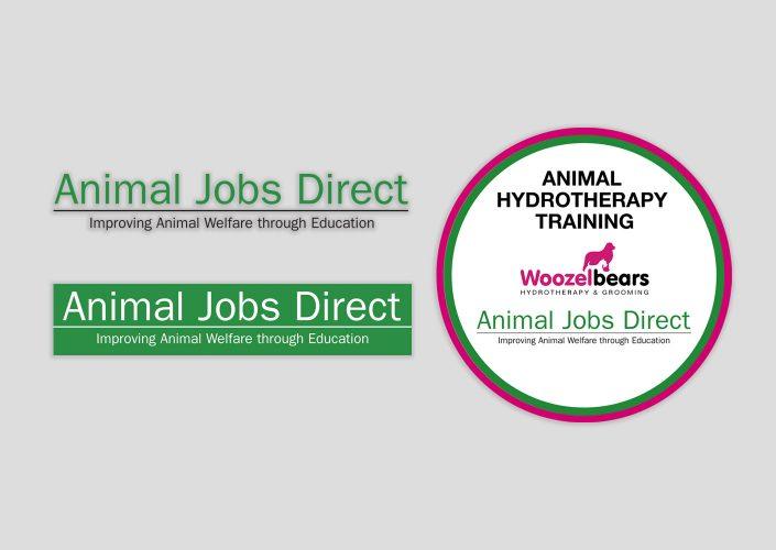 Animal Jobs logos