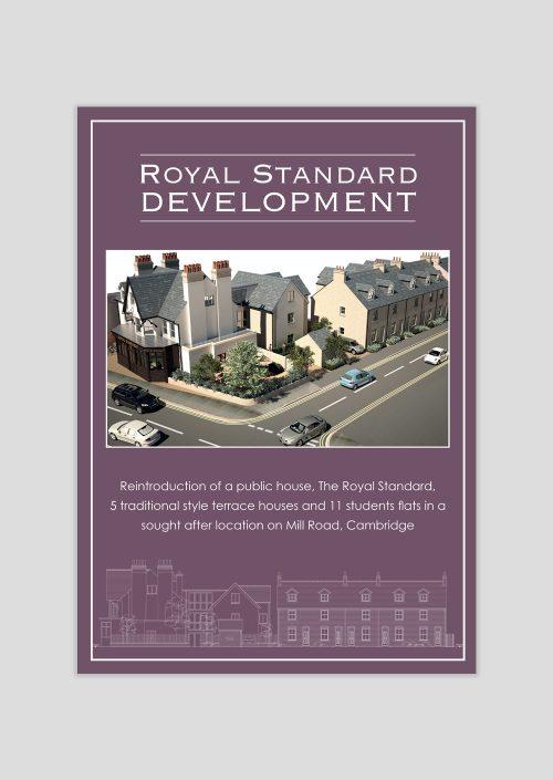 Royal Standard Cover